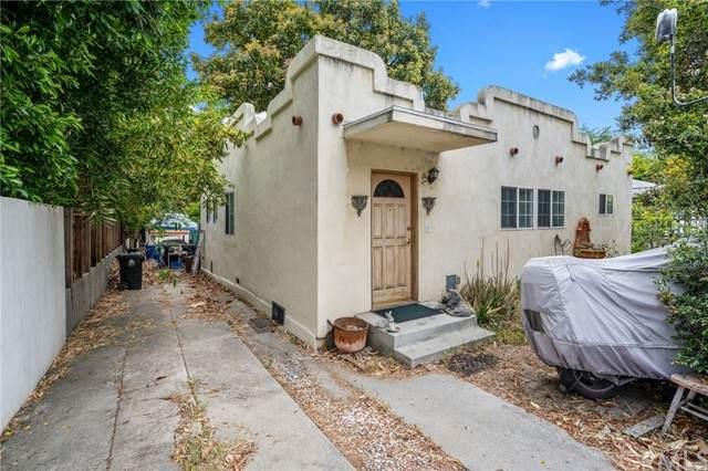 2452 N Beachwood Drive, Los Angeles (City), CA 90068 (#CV21103673) :: McKee Real Estate Group Powered By Realty Masters & Associates