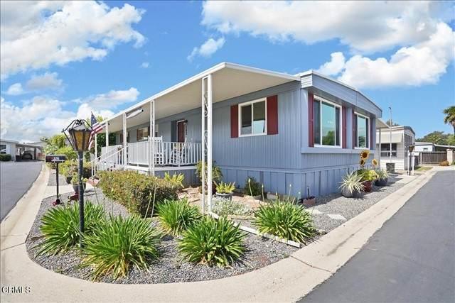 162-Way La Plaza #162, Ojai, CA 93023 (#V1-5790) :: Berkshire Hathaway HomeServices California Properties