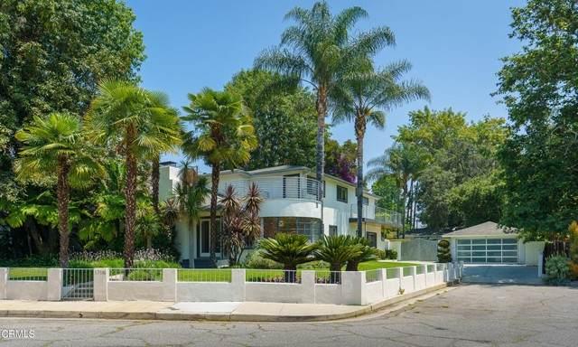 1706 Camden Parkway, South Pasadena, CA 91030 (#P1-4733) :: Compass