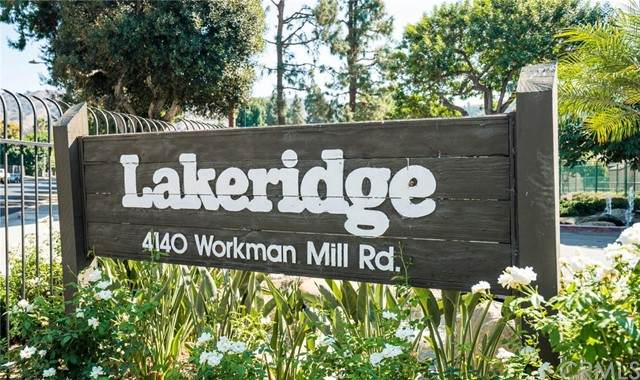 4140 Workman Mill Road #91, Whittier, CA 90601 (#DW21103724) :: Power Real Estate Group