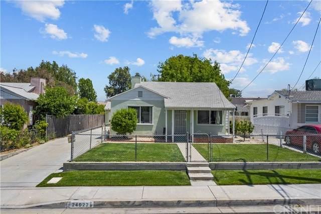 24922 Chestnut Street, Newhall, CA 91321 (#SR21103437) :: Compass