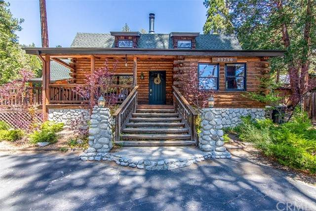 55750 S Circle Drive, Idyllwild, CA 92549 (#SW21099485) :: Zember Realty Group