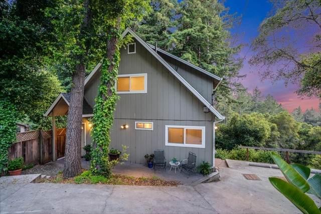 3221 Redwood Drive, Aptos, CA 95003 (#ML81843995) :: Compass