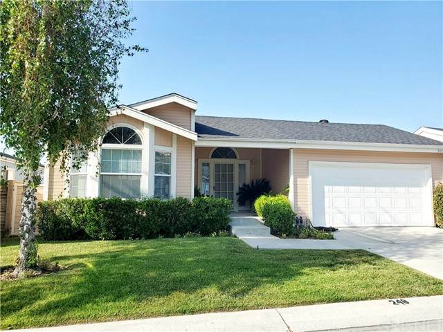 20084 Crestview Drive, Canyon Country, CA 91351 (#SR21103419) :: Compass