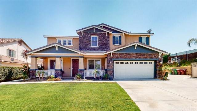 1283 Leaf Street, Beaumont, CA 92223 (#SW21097715) :: McKee Real Estate Group Powered By Realty Masters & Associates