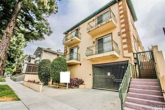 2345 Mira Vista Avenue #102, Montrose, CA 91020 (#SR21101950) :: Cesi Pagano & Associates