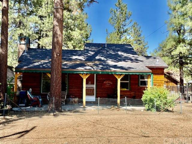 39484 Lake Drive, Big Bear, CA 92315 (#SR21103829) :: Blake Cory Home Selling Team