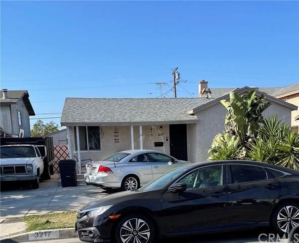 3217 W 134th St, Hawthorne, CA 90250 (#SB21100717) :: Berkshire Hathaway HomeServices California Properties