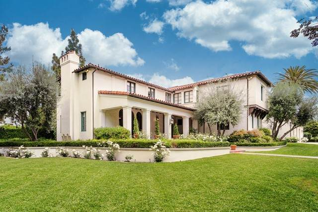 1295 Lombardy Road, Pasadena, CA 91106 (#P1-4737) :: McKee Real Estate Group Powered By Realty Masters & Associates