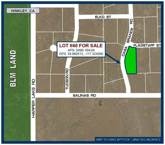 0 Casa Grande Road, Hinkley, CA 92347 (#535192) :: McKee Real Estate Group Powered By Realty Masters & Associates
