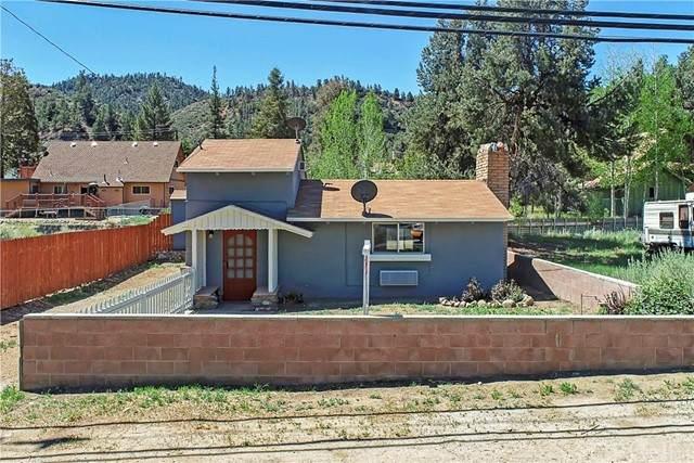 6528 Fir Drive, Frazier Park, CA 93225 (#SR21103859) :: Steele Canyon Realty