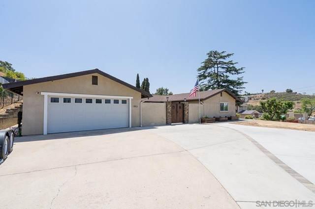 1953 La Cresta Road, El Cajon, CA 92021 (#210013016) :: Steele Canyon Realty