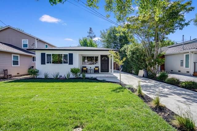 1459 Hervey Lane, San Jose, CA 95125 (#ML81835897) :: McKee Real Estate Group Powered By Realty Masters & Associates