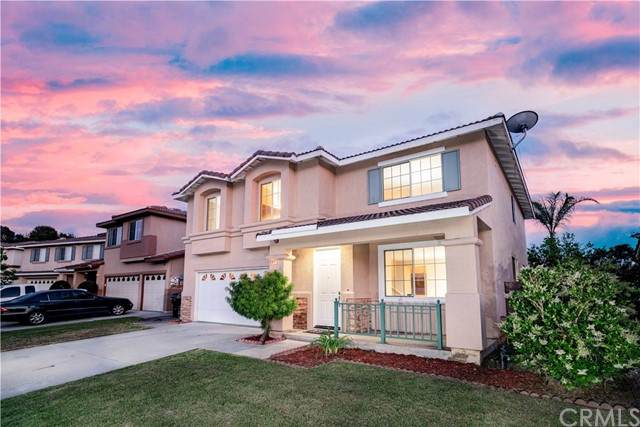 13471 Bunker Hill Place, Fontana, CA 92336 (#CV21103596) :: McKee Real Estate Group Powered By Realty Masters & Associates