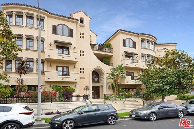10364 Almayo Avenue #102, Los Angeles (City), CA 90064 (#21730454) :: Cesi Pagano & Associates