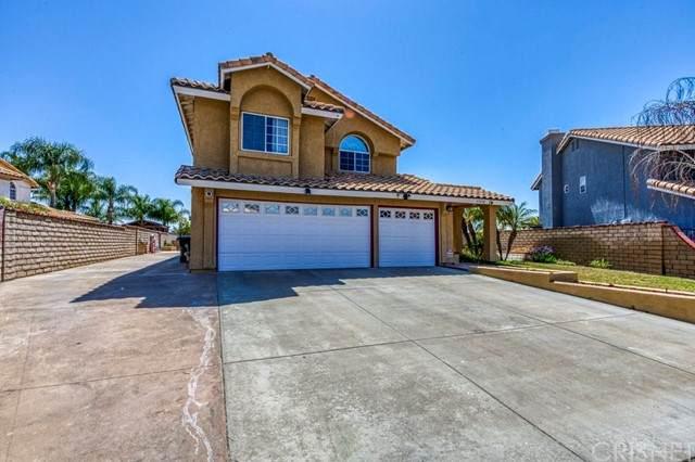 27658 Lonestar Place, Castaic, CA 91384 (#SR21103504) :: Compass