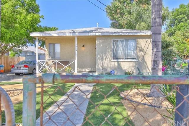 1413 Mott Street, San Fernando, CA 91340 (#SR21100808) :: Cesi Pagano & Associates