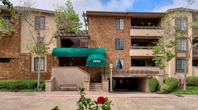 8880 Villa La Jolla Drive #201, La Jolla, CA 92037 (#210013036) :: Mainstreet Realtors®
