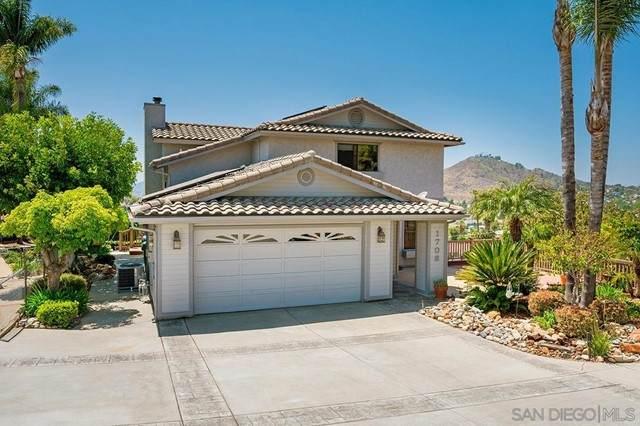 1708 Key Ln, El Cajon, CA 92021 (#210013040) :: Steele Canyon Realty