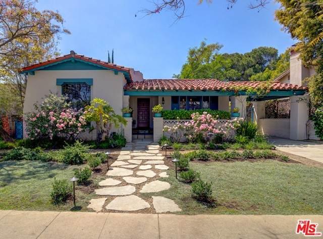 1105 S Orlando Avenue, Los Angeles (City), CA 90035 (#21729480) :: CENTURY 21 Jordan-Link & Co.