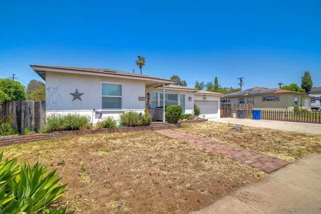 1106 Mary St, El Cajon, CA 92021 (#210013045) :: Steele Canyon Realty