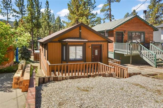 40251 Mahanoy Lane, Big Bear, CA 92315 (#CV21098251) :: Blake Cory Home Selling Team