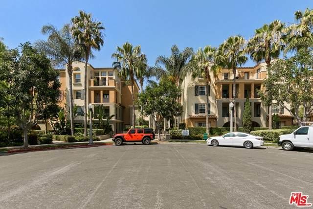 12975 Agustin Place #110, Playa Vista, CA 90094 (#21720288) :: Team Tami