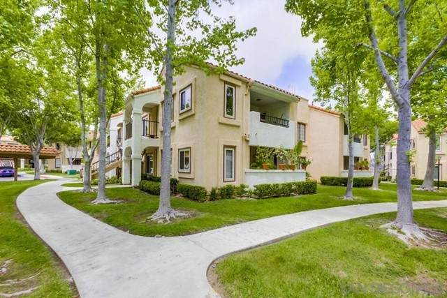 10684 Dabney Dr #109, San Diego, CA 92126 (#210013056) :: Steele Canyon Realty