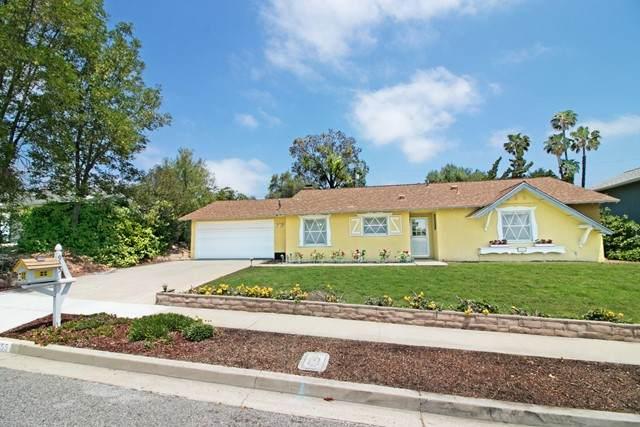 955 Camino La Maida, Thousand Oaks, CA 91360 (#221002599) :: Power Real Estate Group