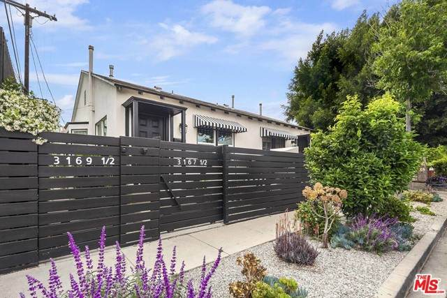 3167 Curts Avenue, Los Angeles (City), CA 90034 (#21732268) :: Rogers Realty Group/Berkshire Hathaway HomeServices California Properties