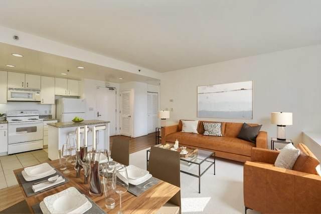 260 King Street #673, San Francisco, CA 94107 (#ML81844074) :: Mark Nazzal Real Estate Group