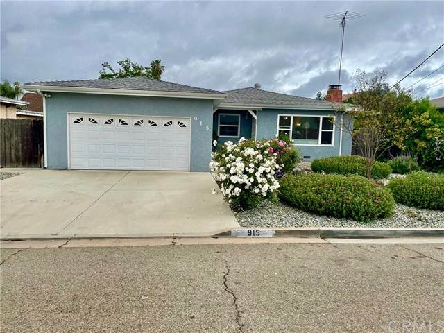 915 14th Place, Escondido, CA 92025 (#SW21086338) :: Power Real Estate Group