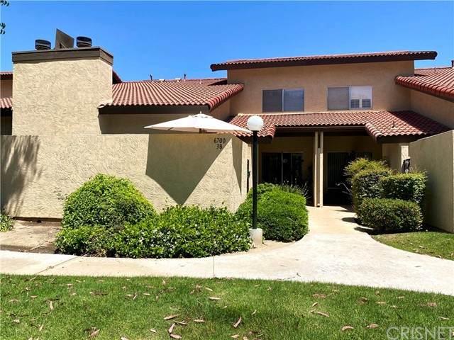 6700 Nottingham Lane #38, Bakersfield, CA 93309 (#SR21104001) :: Mainstreet Realtors®