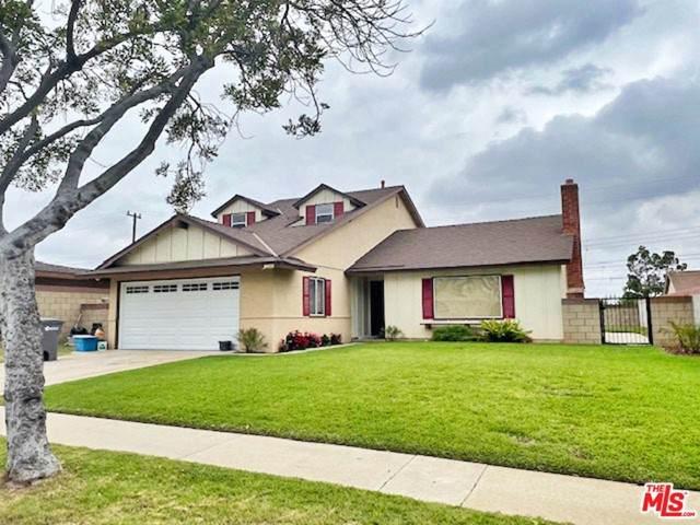 1280 E Bankers Drive, Carson, CA 90746 (#21732386) :: Wahba Group Real Estate | Keller Williams Irvine