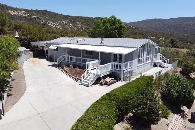 35109 Highway 79 Space 283A, Warner Springs, CA 92086 (#NDP2105370) :: Mint Real Estate