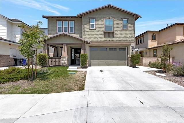 11518 Lark Drive, Rancho Cucamonga, CA 91701 (#OC21104137) :: Zember Realty Group