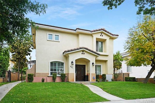 43 El Dorado Street B, Arcadia, CA 91006 (#OC21103221) :: Mark Nazzal Real Estate Group