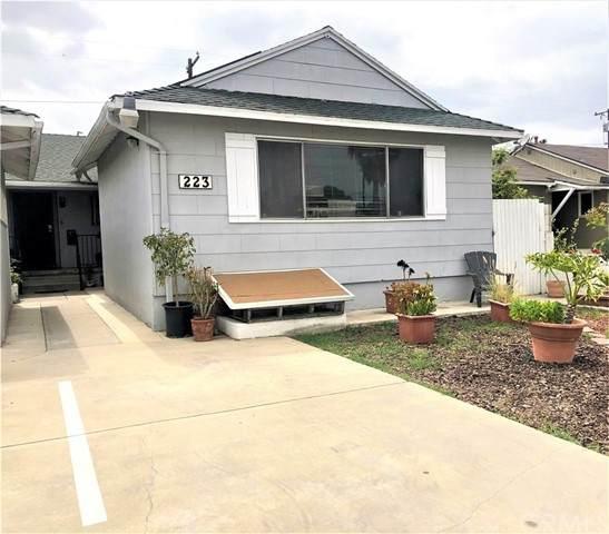 223 N Evergreen Street, Anaheim, CA 92805 (#OC21103416) :: Zember Realty Group