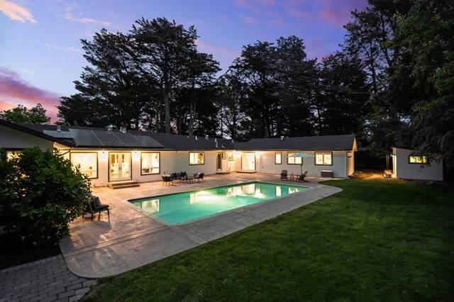 309 Darrell Road, Hillsborough, CA 94010 (#ML81843595) :: Mark Nazzal Real Estate Group