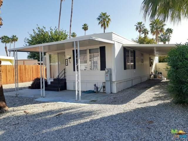 142 Fondulac, Palm Springs, CA 92264 (#21732438) :: Wahba Group Real Estate | Keller Williams Irvine