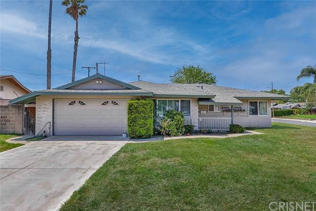 2596 Elizondo Avenue, Simi Valley, CA 93065 (#SR21103508) :: Steele Canyon Realty