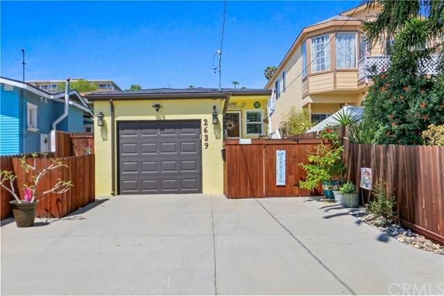 2639 S Kerckhoff Avenue, San Pedro, CA 90731 (#PW21104187) :: Millman Team