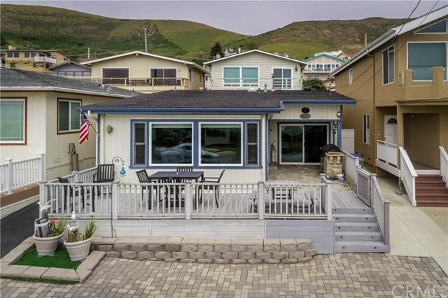 3517 Ocean Boulevard, Cayucos, CA 93430 (#SC21102319) :: Millman Team
