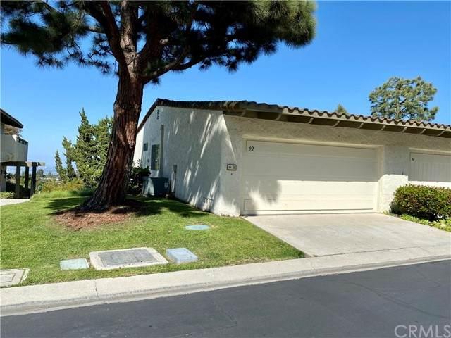 92 Aspen Way, Rolling Hills Estates, CA 90274 (#SW21104210) :: Wahba Group Real Estate | Keller Williams Irvine