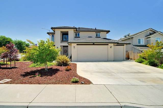 1401 Kathleen Court, Hollister, CA 95023 (#ML81844114) :: Wahba Group Real Estate | Keller Williams Irvine