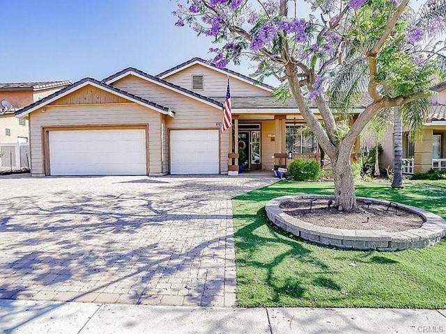 13167 Bay Meadows Court, Corona, CA 92883 (#PW21104240) :: Steele Canyon Realty