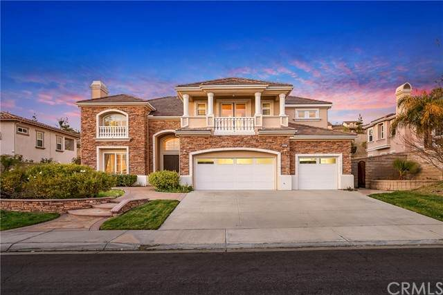 18917 Secretariat Way, Yorba Linda, CA 92886 (#AR21103430) :: Power Real Estate Group