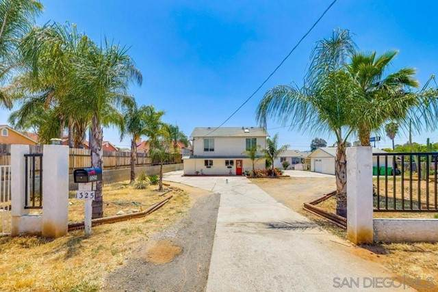 1325 Marline Ave, El Cajon, CA 92021 (#210013095) :: Steele Canyon Realty