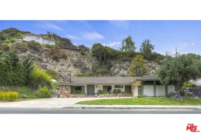 16317 Royal Hills Drive, Encino, CA 91436 (#21726474) :: CENTURY 21 Jordan-Link & Co.