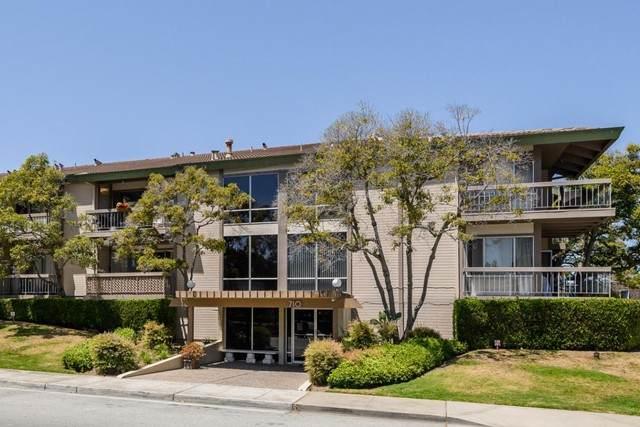 710 Mariners Island Boulevard #207, San Mateo, CA 94404 (#ML81844153) :: Necol Realty Group